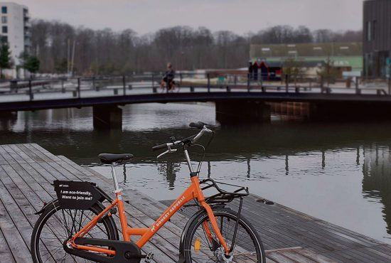 Cycling in Odense – Top things to see
