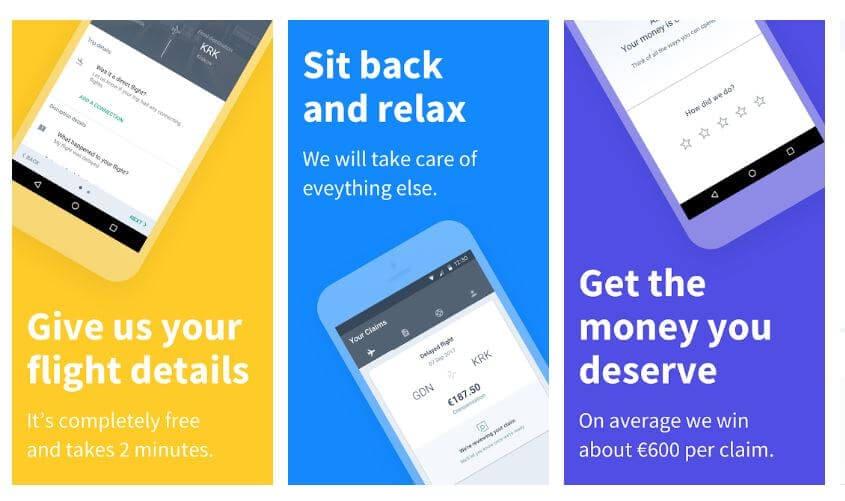 best travel app - airhelp
